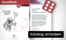 DIE6 Katalog 2016 Werbeartikel Werbegeschenke Werbemittel